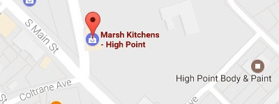 marsh kitchen & bath high point map