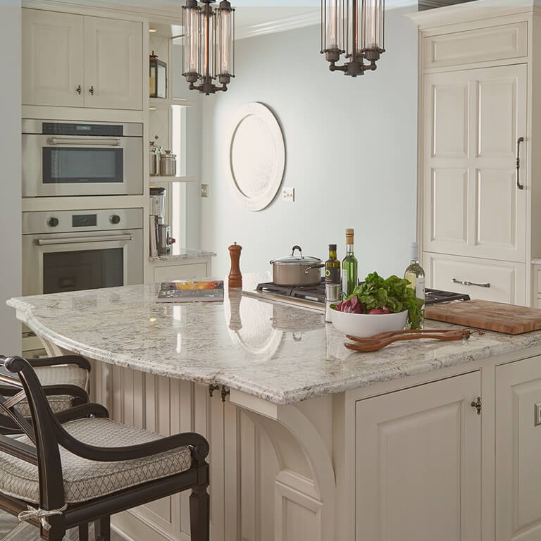 Kitchen counter solutions kitchen countertop services - Marsh kitchen cabinets ...
