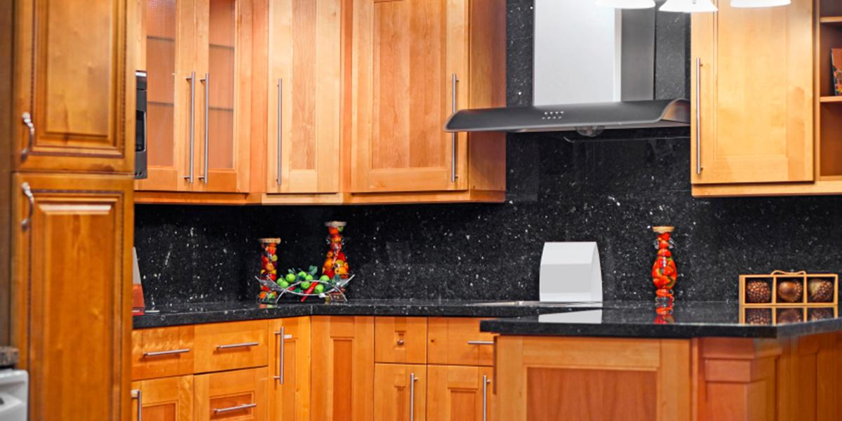 Designing with birch cabinets marsh kitchens for Birch wood kitchen cabinets