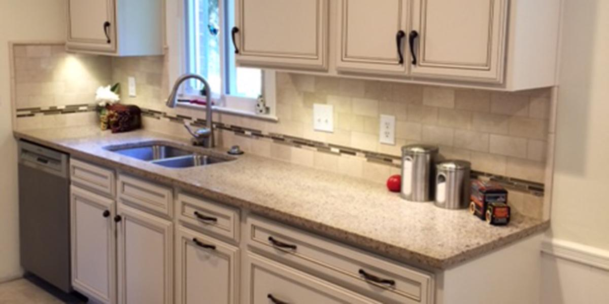 Galley kitchen makeover marsh kitchens for Small galley kitchen makeovers budget