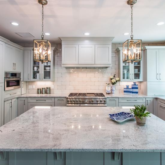Elegant kitchen preview